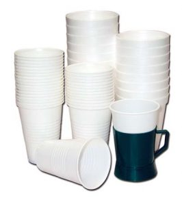 7P Plastic Cups pk50 product image