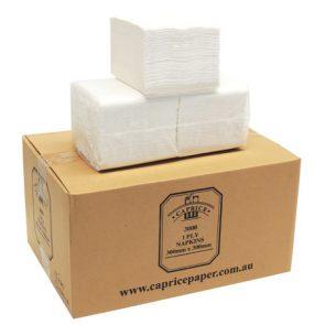 Caprice Premium Serviettes pk500 product image