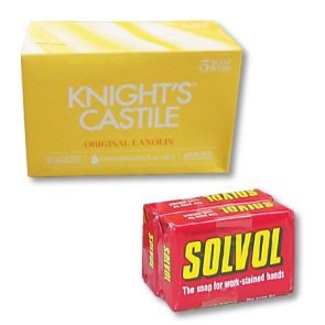 Knights Castile Soap Pk of 5 product image