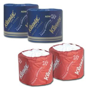 Kleenex Executive Toilet Roll pk48 product image