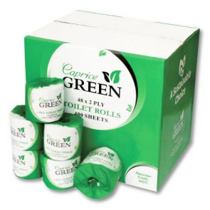 Caprice Green Tissue pk48 product image