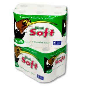 Kiwi Soft Toilet Paper 2ply 48pk product image