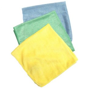 Microfibre Cloth Blue product image