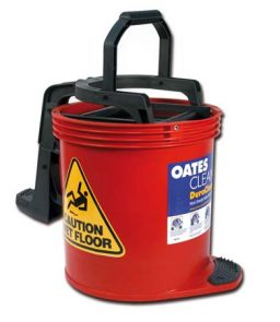 Duraclean Wringer Bucket Red product image