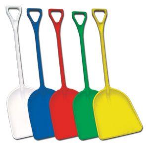 Plastic Shovel White product image