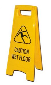 HD Wet Floor Sign product image