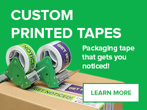 Category custom printed tapes