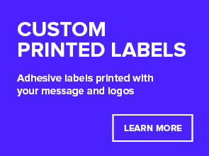 Category custom printed labels