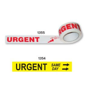 Urgent printed tapes product image