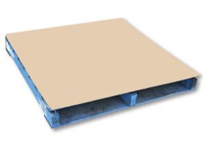 4077 cardboard pallet pad product image