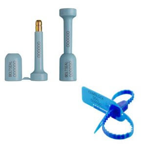 Container Seals, bolt seal and combilock seal product image