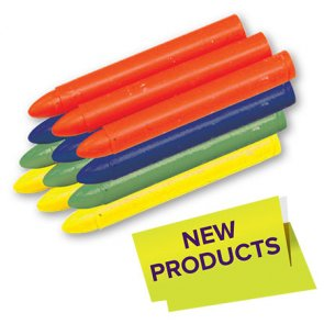 Soft wax industrial Crayons product image
