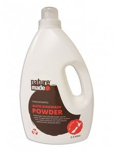 naturemade dish wash powder product image