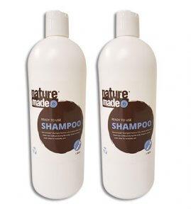 naturemade shampoo product image