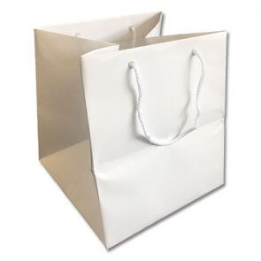 square white gift bags product image