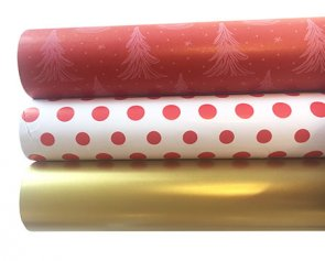 Christmas wrapping paper product image