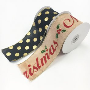 Christmas ribbon product image
