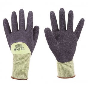 Latex Crinkle Dipped Gloves product image