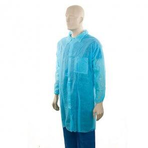 Bastion Polypropylene Labcoat product image