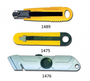 Auto Retract Trimming Knives product image