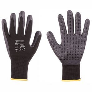 Nitrile Gripper Gloves product image