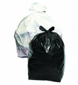 Recycled Plastic Bin Liners product image