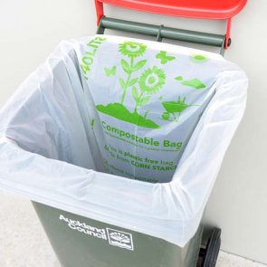 Compostable Wheelie Bin Liners product image