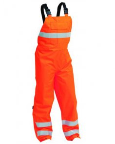 Fluoro anti-static & fire retardent overtrousers product image