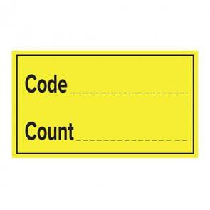 pallet labels product image