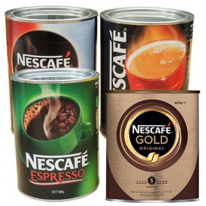 Nescafe Instant Coffees product image