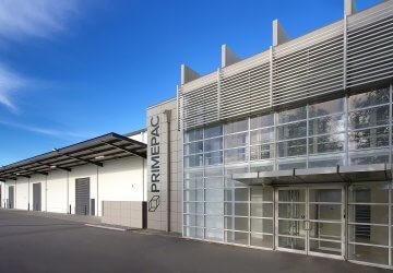 Primepac Distribution Centre Christchurch