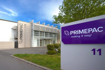New Primepac Branch in Christchurch