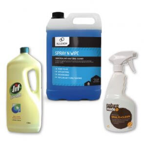 cleaning solutions product image