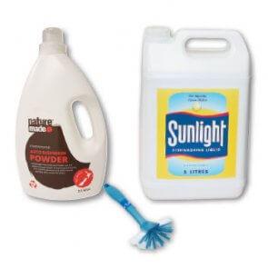 dish washing supplies product image