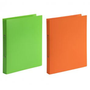 Marbig Soft Cover Ring binders features a smooth touch flexible cover. product image