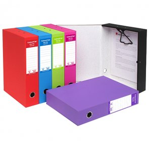 Pe File Boxes hold your papers in place, and are light but tough. product image