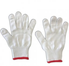 Lightweight, durable nylon gloves useful for a number of tasks. product image