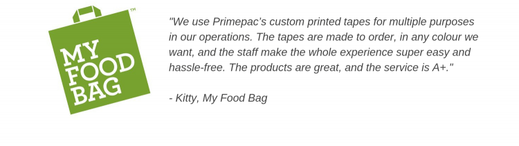My food bag testimonial