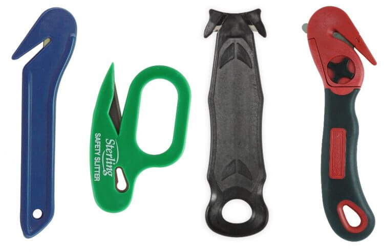 Safety Packing Knives and Box Cutters