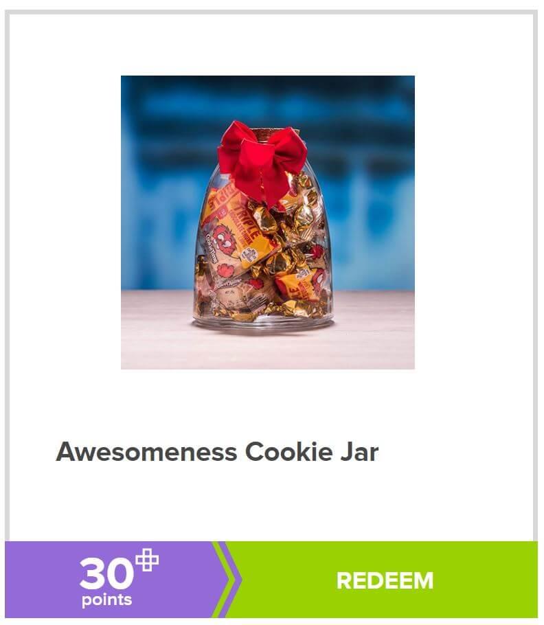 Cookie Time Cookie Jar