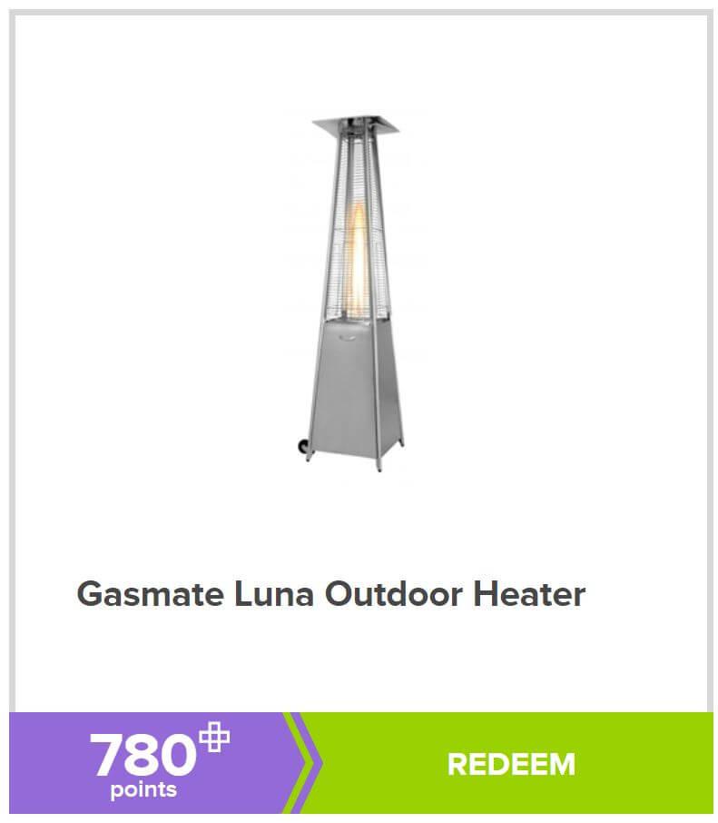 gasmate outdoor heater