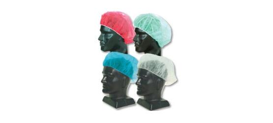 disposable caps