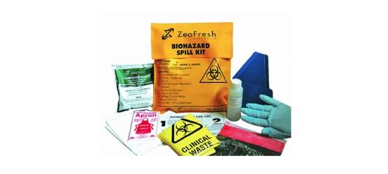 Primepac spill kit