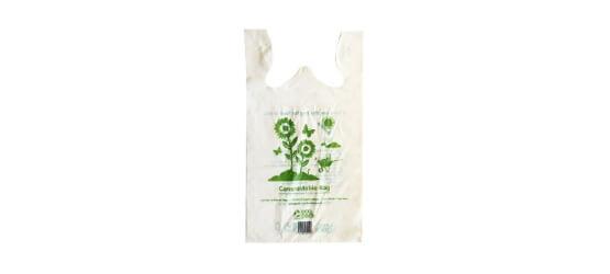 Shop compostable checkout bags