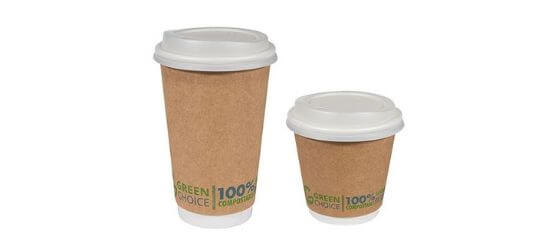 Green Choice cups