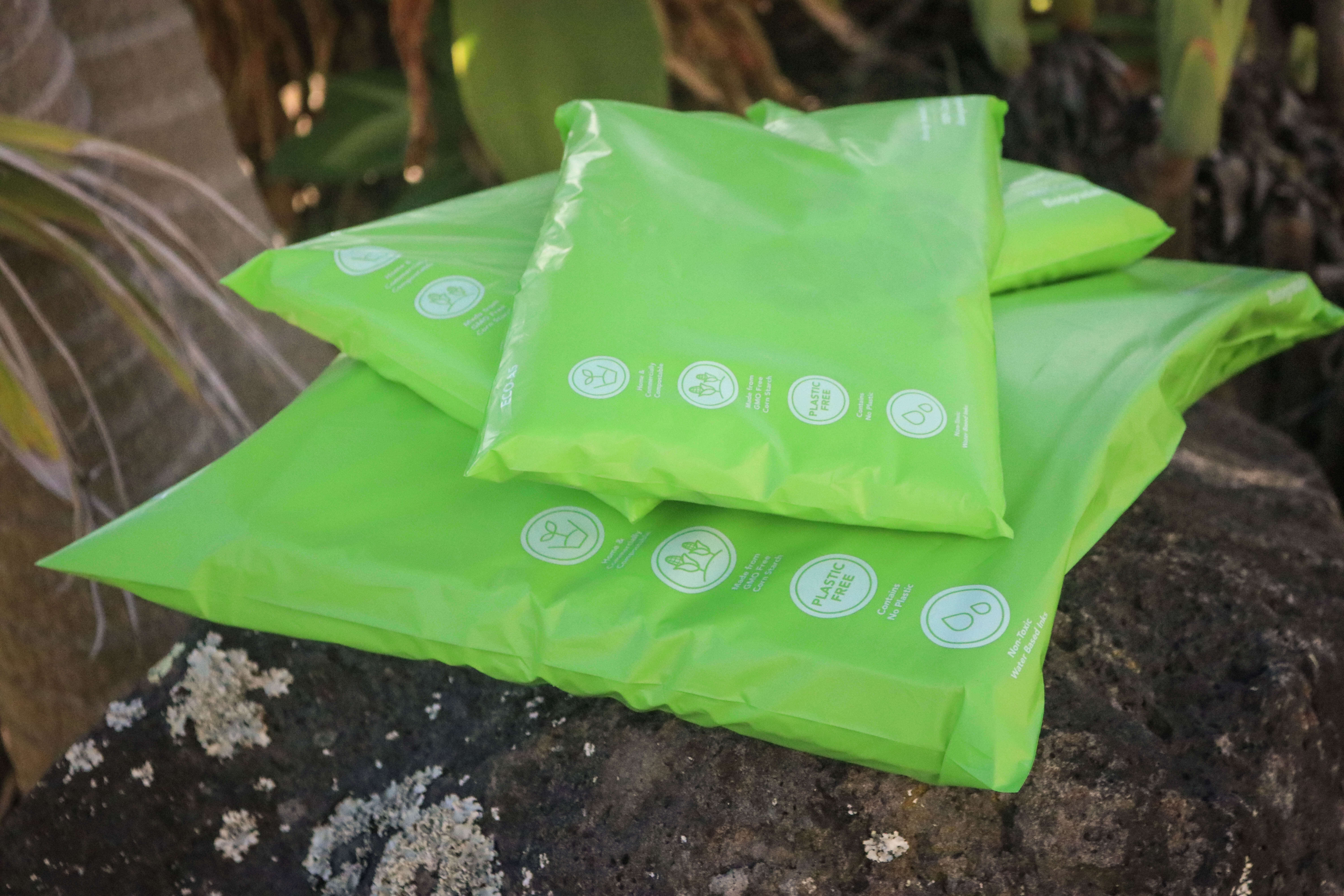 Compostable Courier Mailer Bag product image