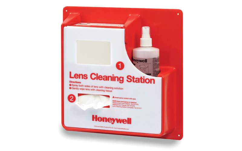 Honeywell Lens Cleaning Station product image