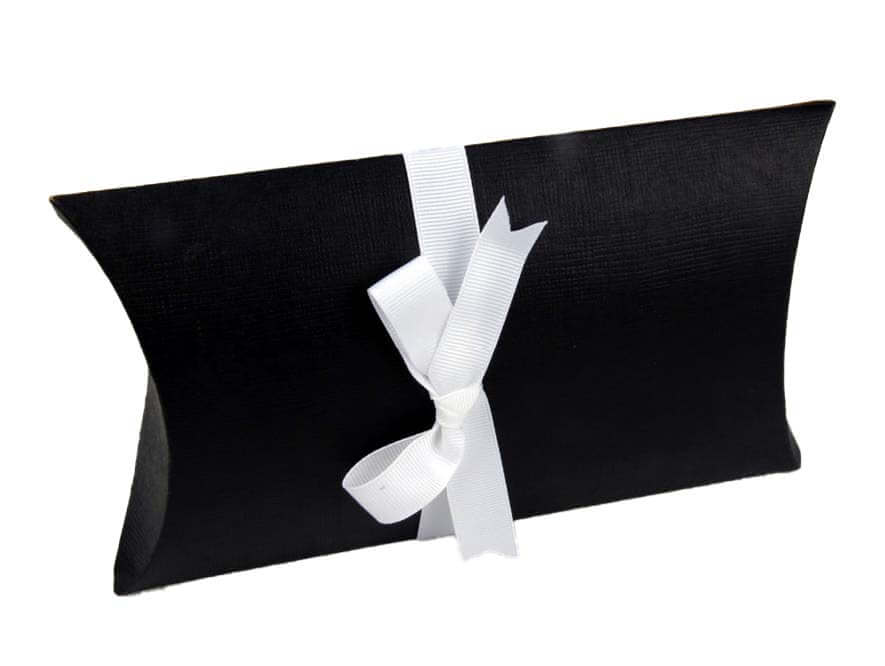 Black Pillow Box product image