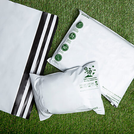 Compostable Courier bags product image
